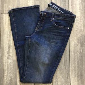 Gap Sexy Bootcut Jeans Lowrise Sz 10/30L